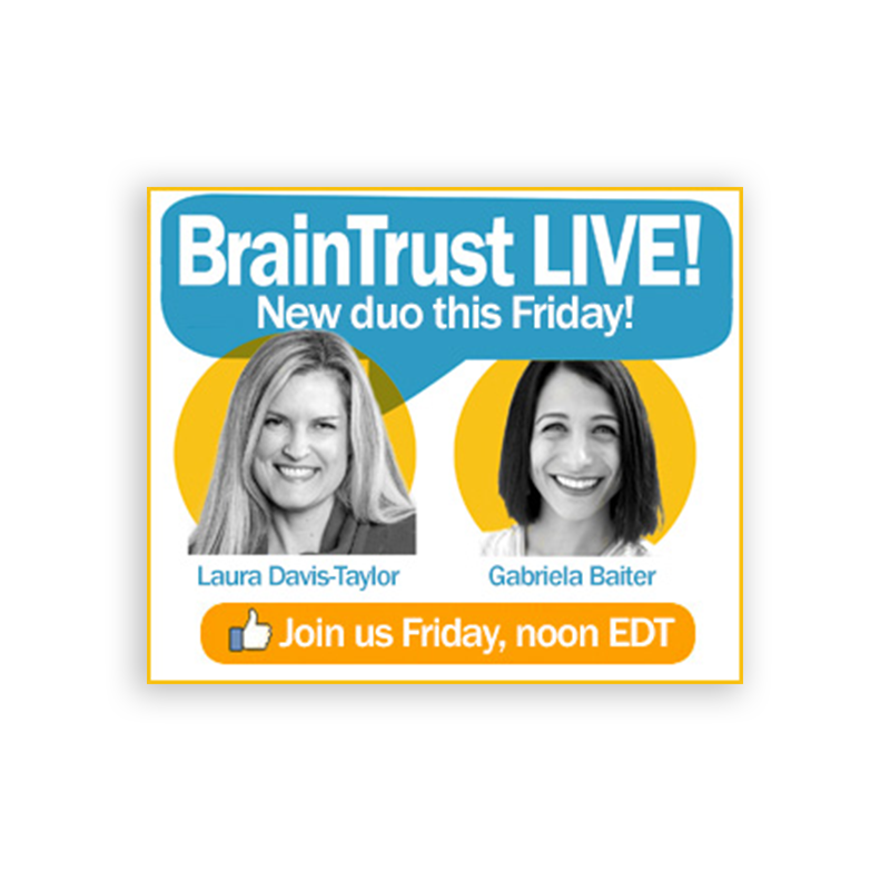 Braintrust Live | November 2018