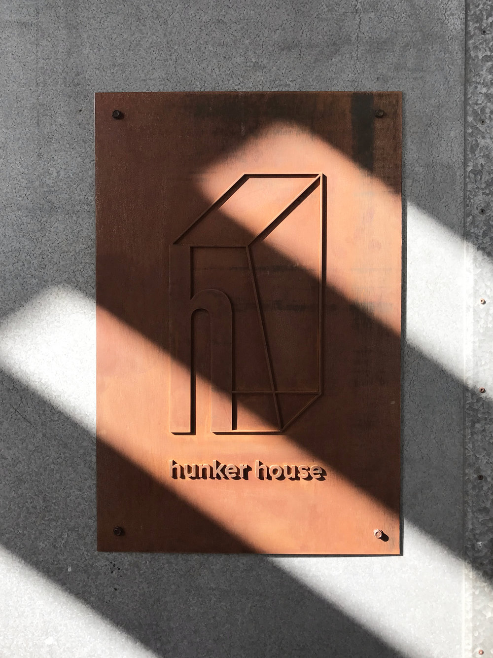 Whereabout Studio - Hunker House Pop-up