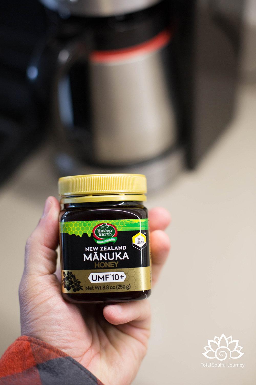 Manuka Honey from Trader Joe's - Photography by Paul Garrett