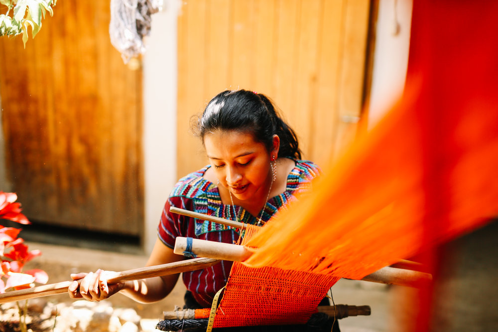 THE ARTISANS - Walk through marketplaces, meet the artisans, learn about the history & tradition behind the crafts & processes.
