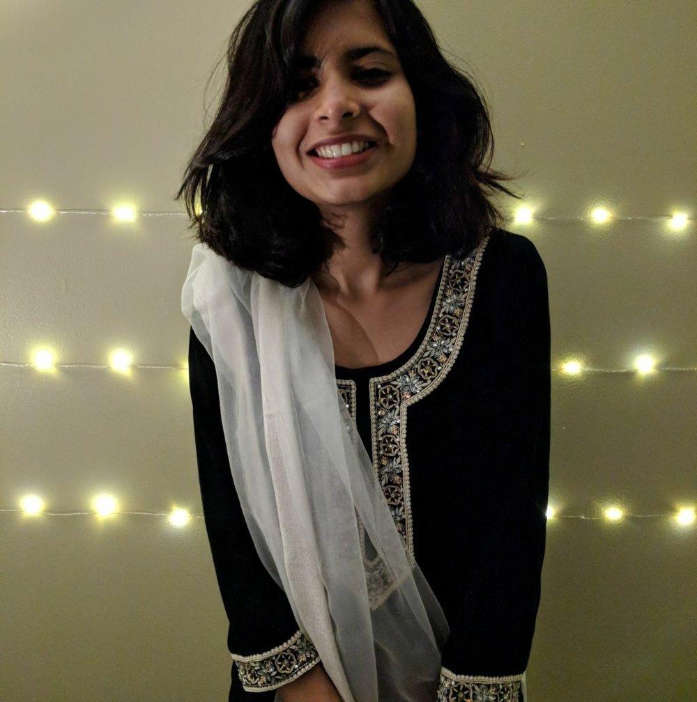 Azra Ismail   Undergraduate Senior, Computer Engineering  Georgia Tech
