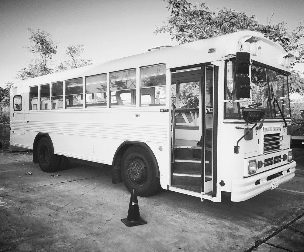 Aperture Bus