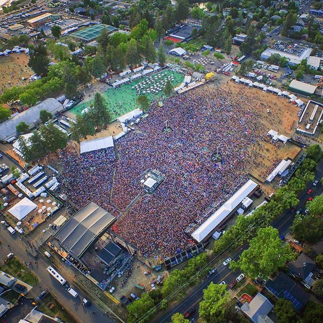 Where will you be this weekend?? Who are you dying to see this year? #bottlerock2018 #bottlerock @bottlerocknapa #dji #djiinspire1