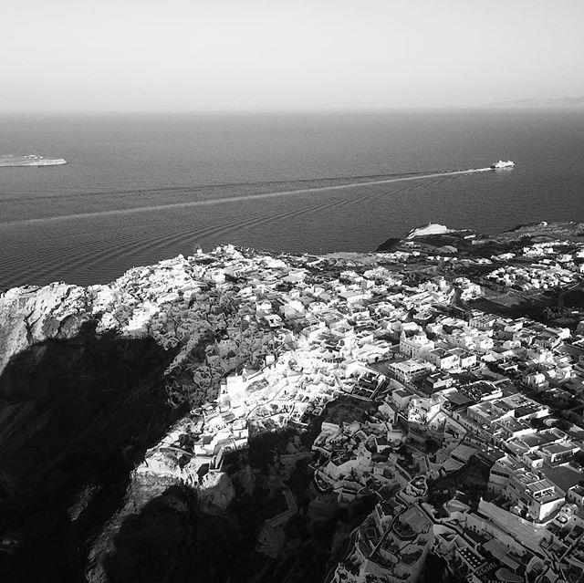 Good morning Santorini! 🌅