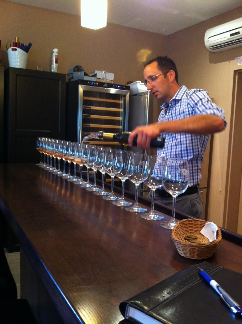 Un vignoble au Québec - Louis Thomas Vigneron - Agrimom.ca