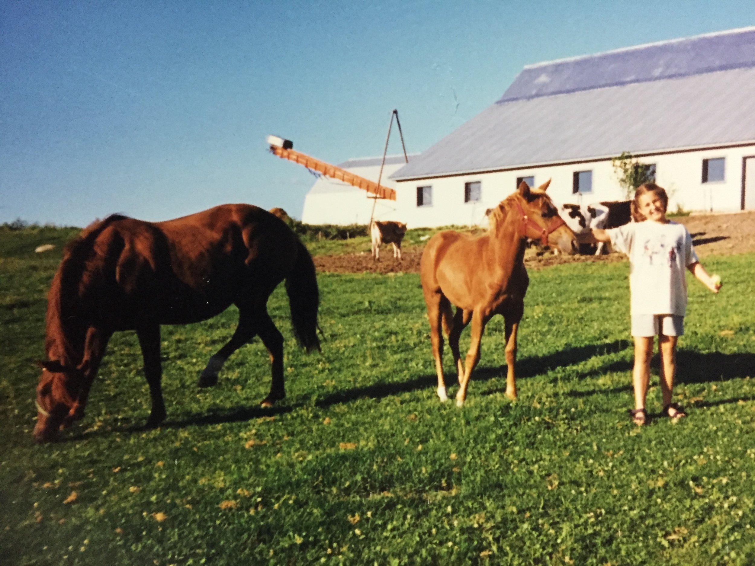L'agriculture fait pousser des rêves - Agrimom