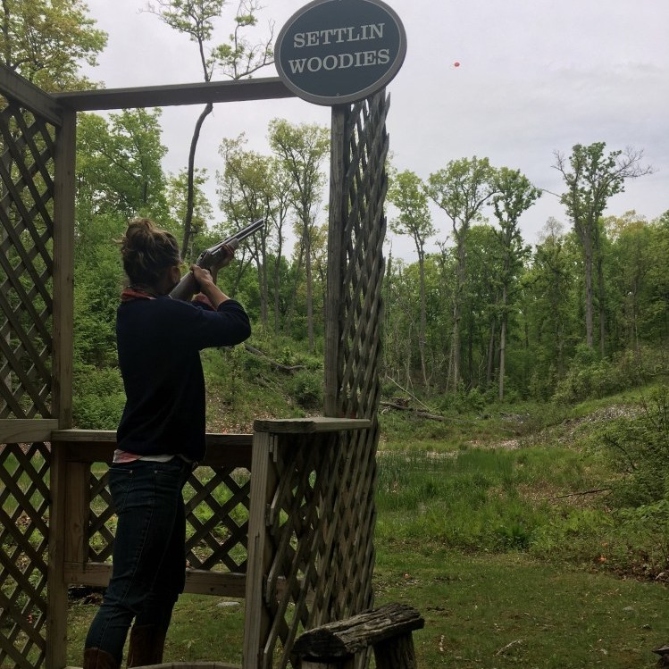 Sporting Clays at Orvis Sandanona