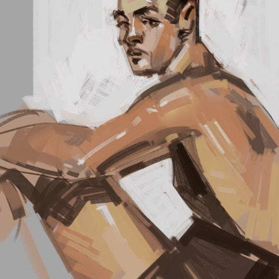 Leyendecker study