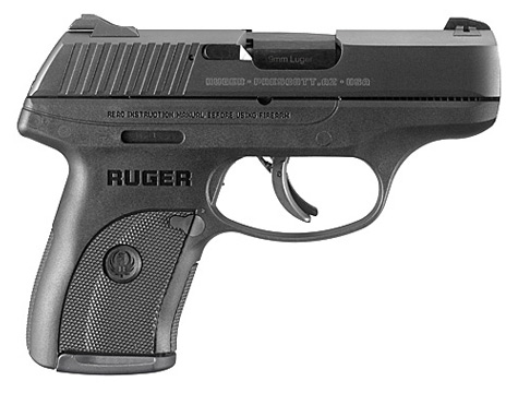 Ruger LC9S - Check out those curves!