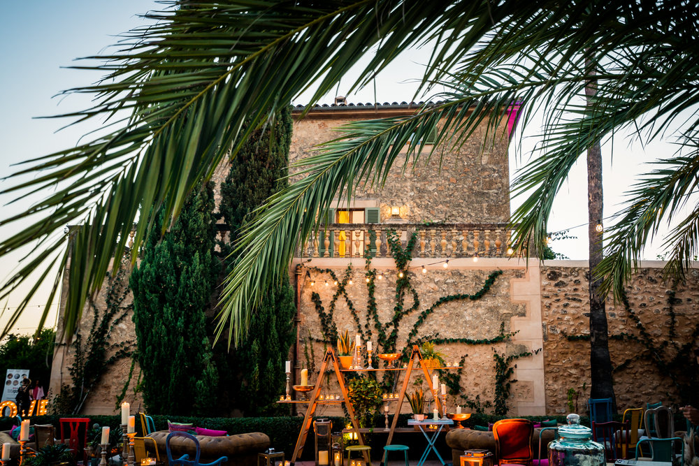 Mallorquin style finca surrounded by beautiful scenery  DBPhotography