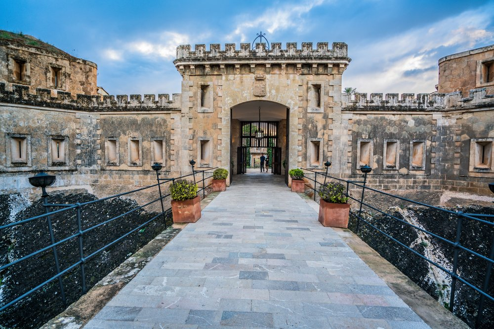Luxurious and magnificent fortress  DBPhotography