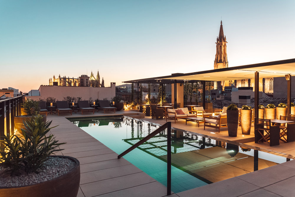 Exclusive property in the old town of Palma