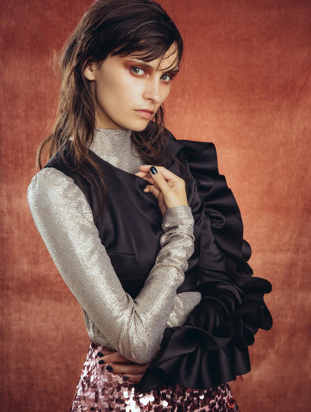 Glamour Magazine / Lancôme