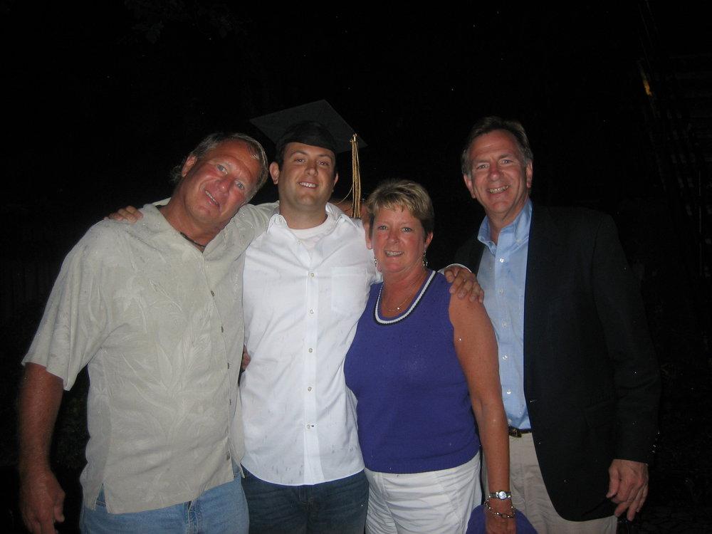 Graduation dinner