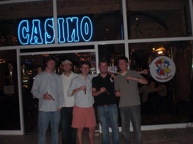 Casino in Barcelona