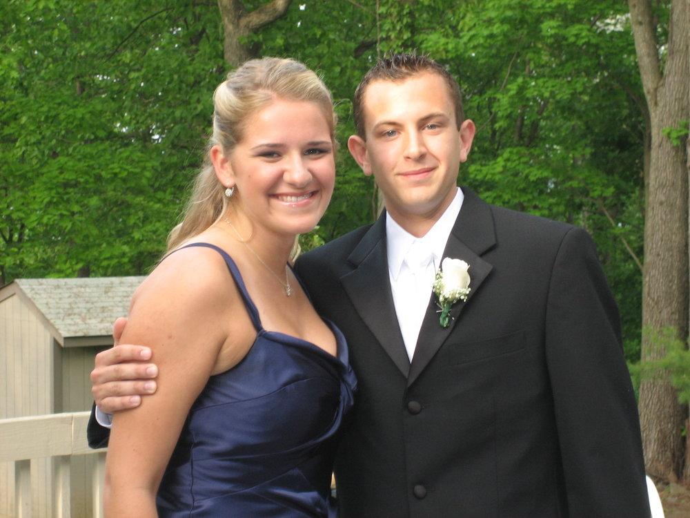 High School Prom date