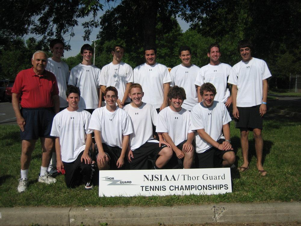 NJ Tennis Champions