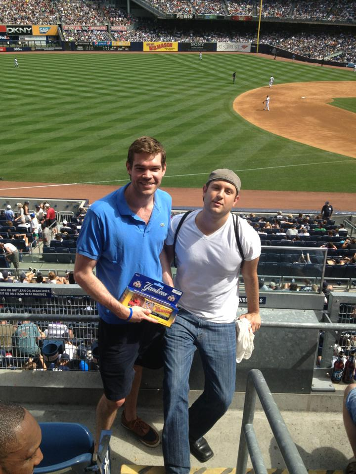 Yankees game