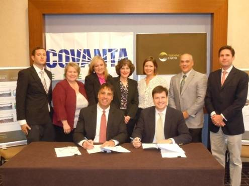 Covanta and Turning Earth Announce Partnership to Provide Organics Recycling to Connecticut Municipalities & Businesses