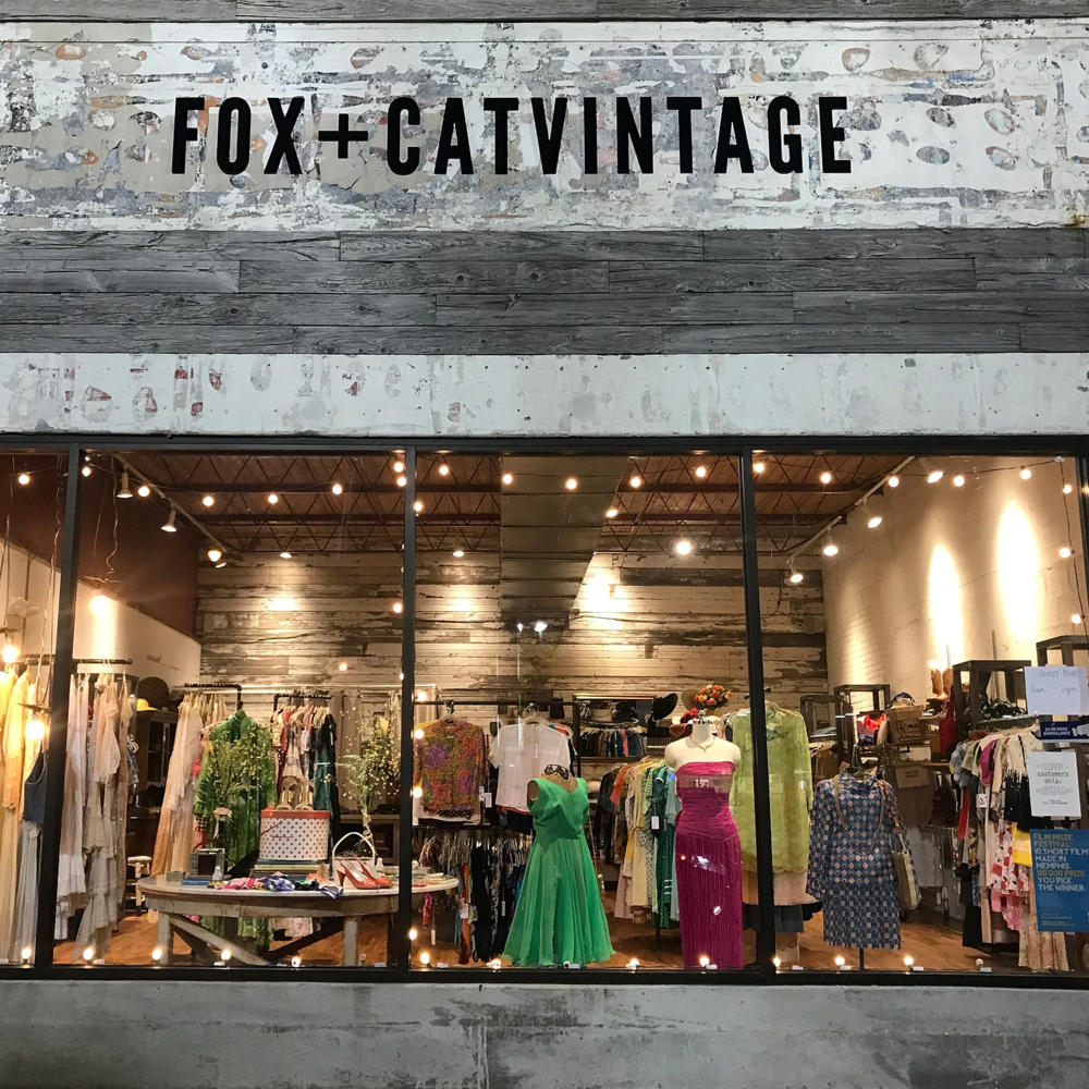 Fox and Cat Vintage   2153 Central Ave