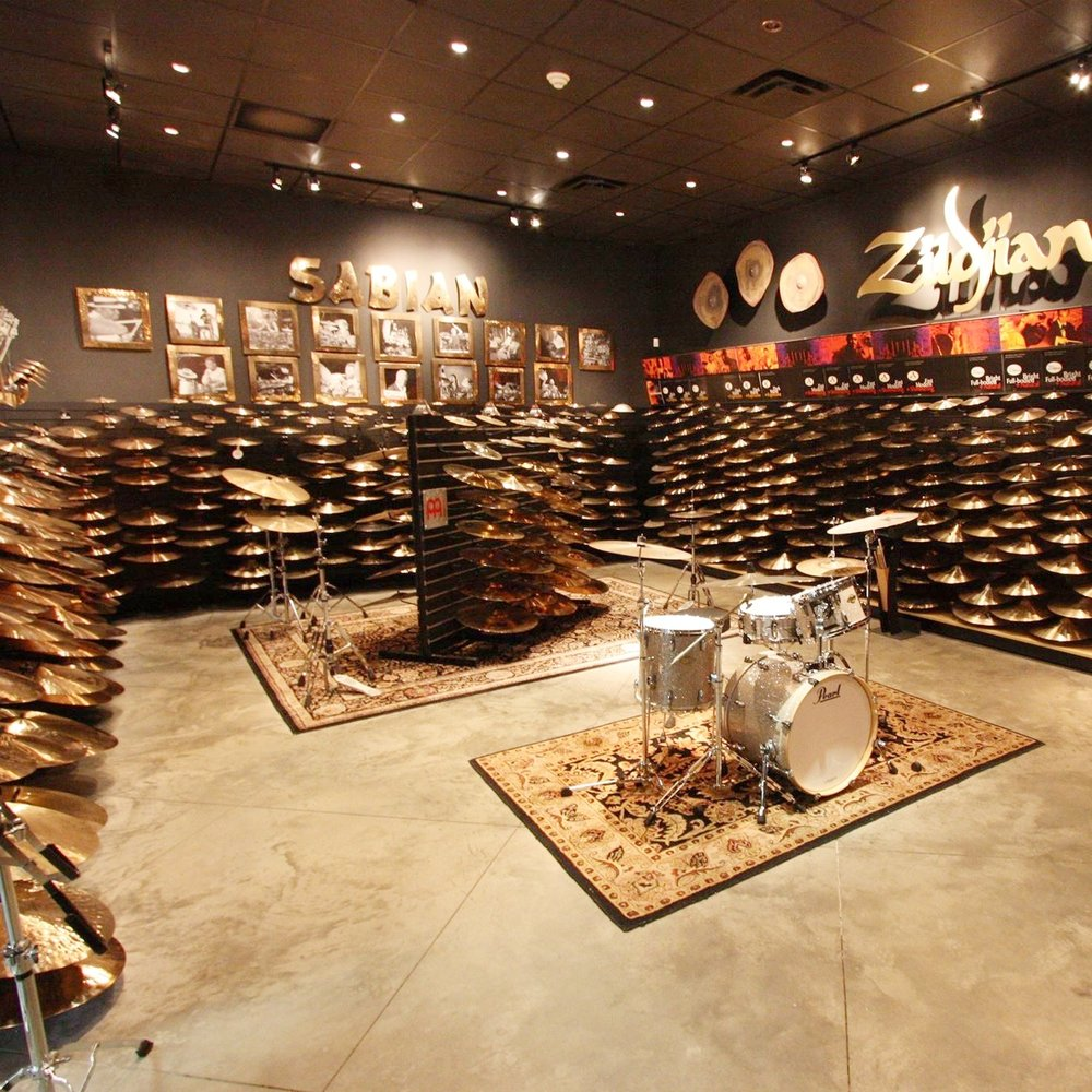 Memphis Drum Shop   878 South Cooper