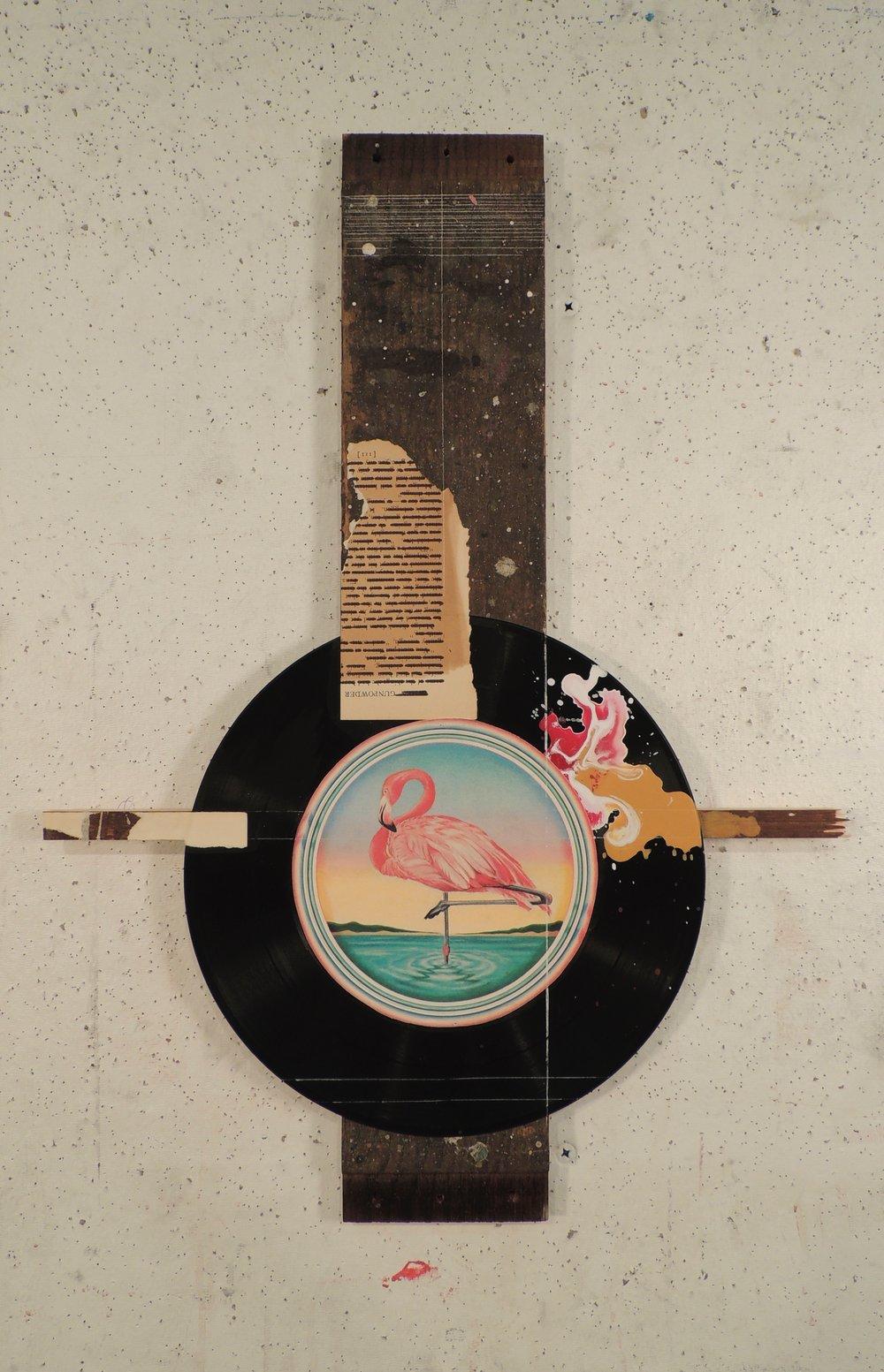 Gunpowder & Flamingo
