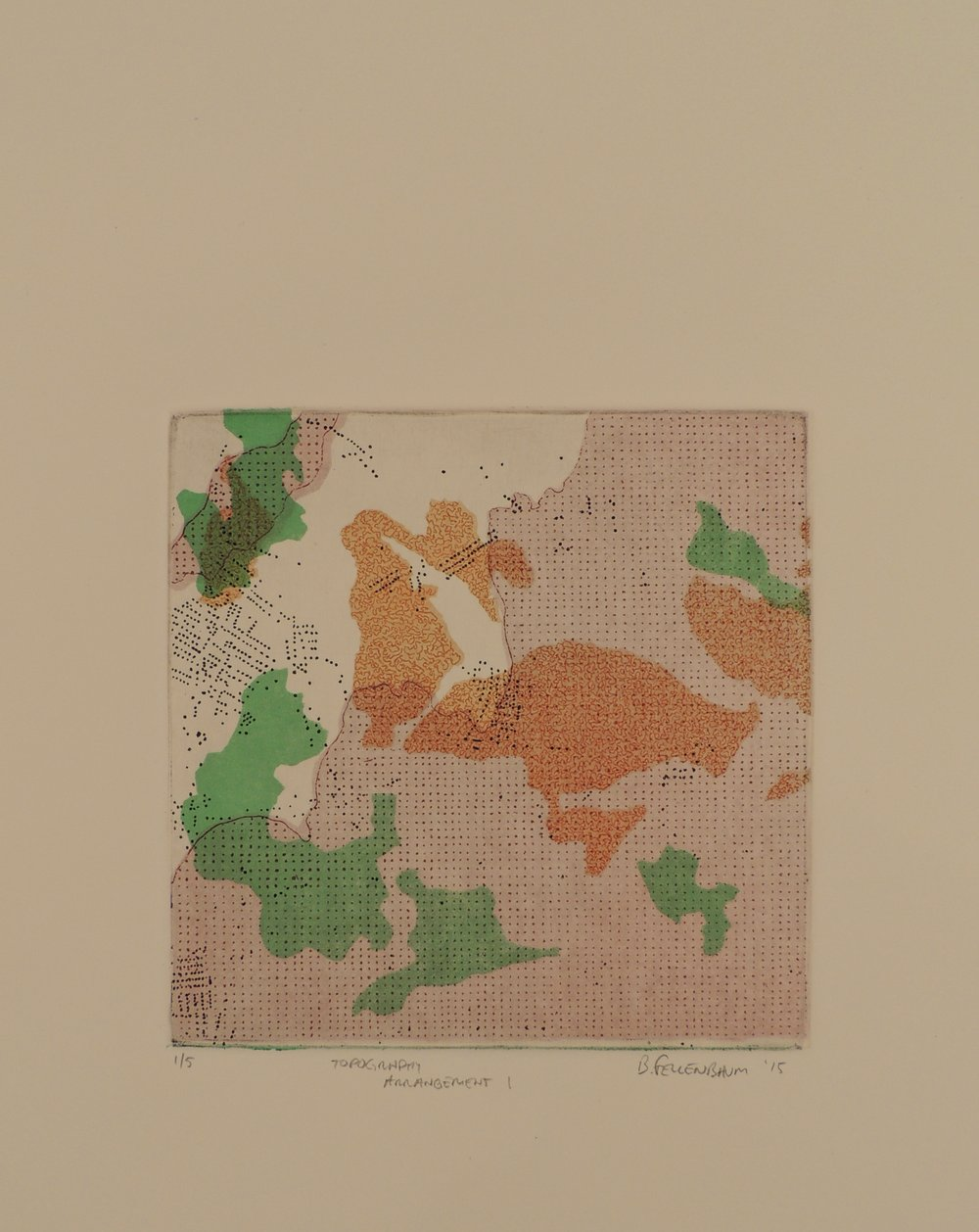 Topography Arrangement I