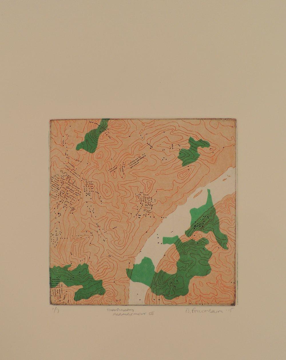 Topography Arrangement III