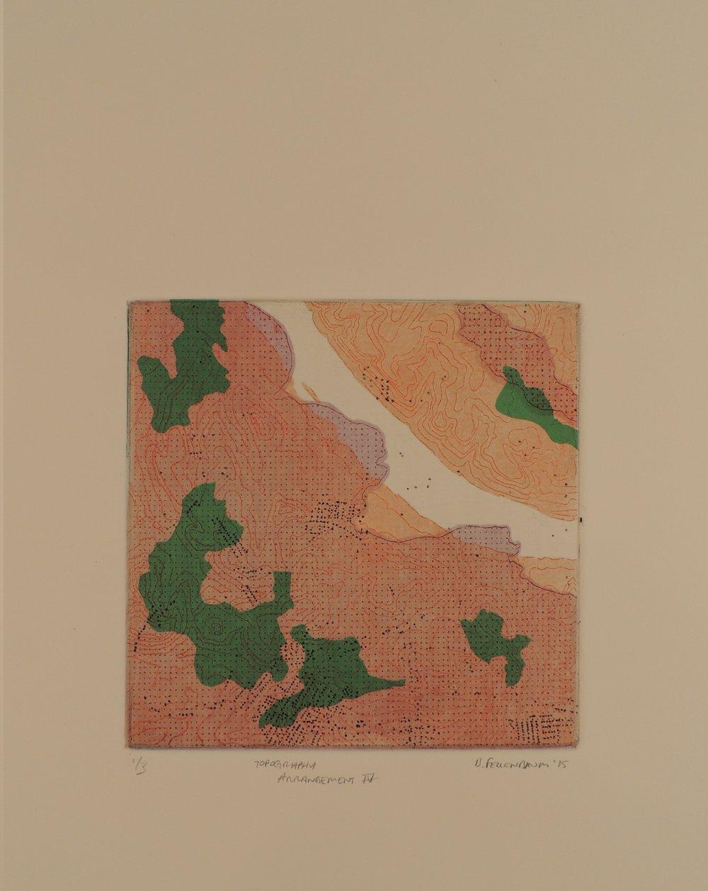 Topography Arrangement IV