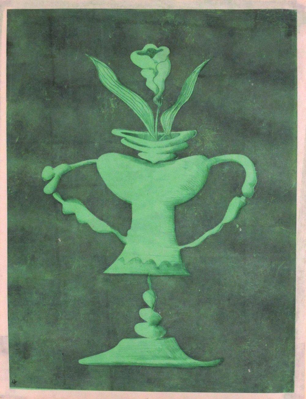 Dressmaker Vase