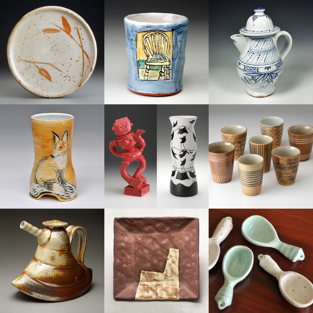 14th Annual Asparagus Valley Pottery Trail - April 28-29, 2018, Western MassachusettsAsparagus Valley Pottery TrailA tour of 9 studios, with 23 potters, throughout the Pioneer Valley. See our brochure for more details: AVPG 2018 Pottery Trail Supported in part by a grant from the Pelham Cultural Council, a local agency which is supported by the Massachusetts Cultural Council, a State agency.