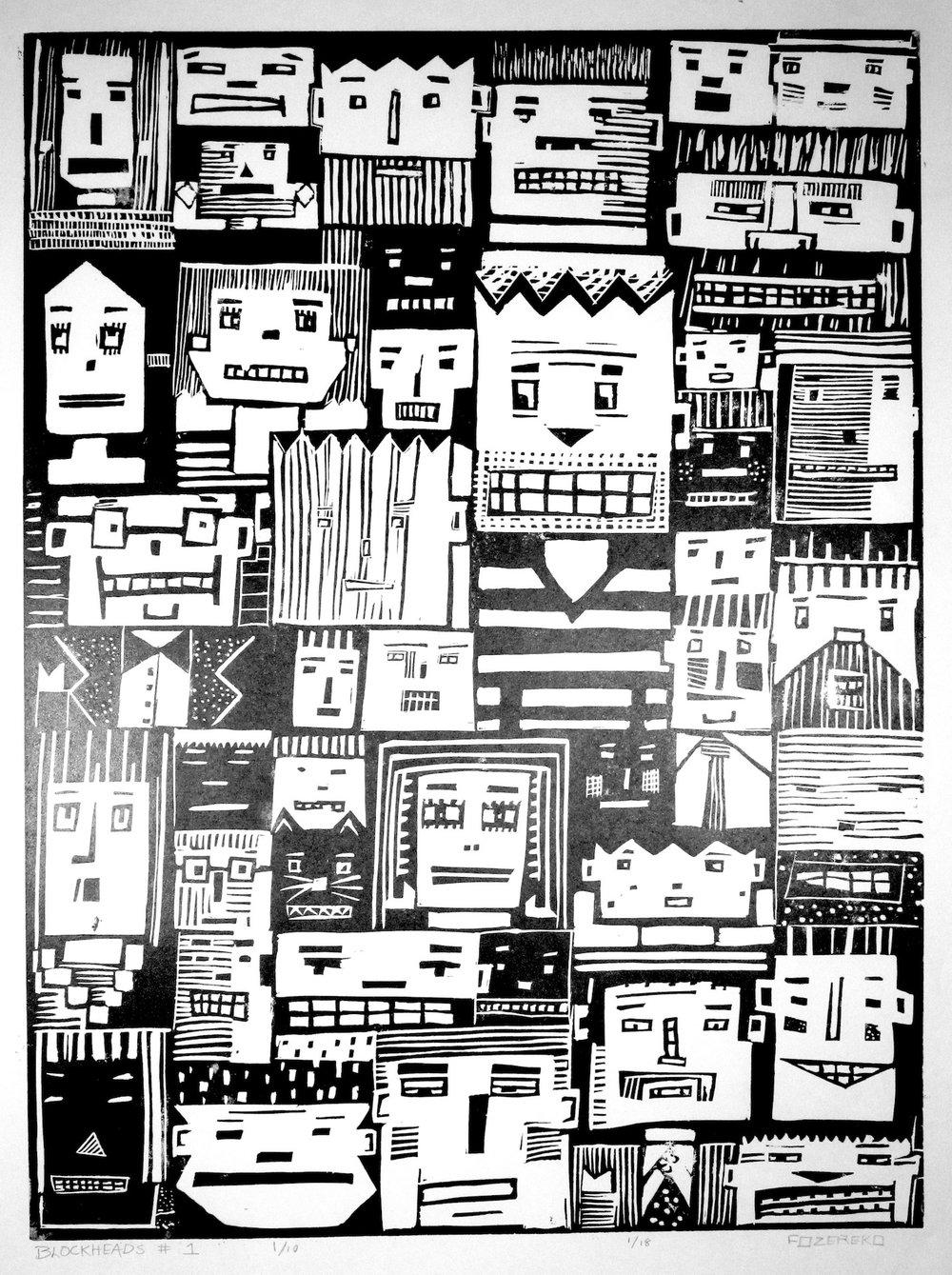 Blockheads #1