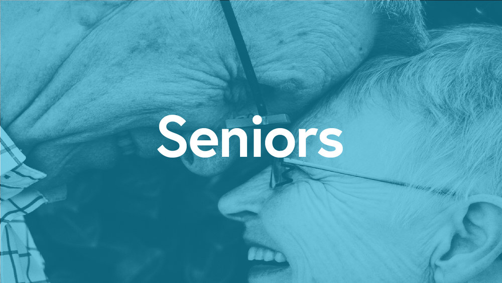 Senior's Ministries