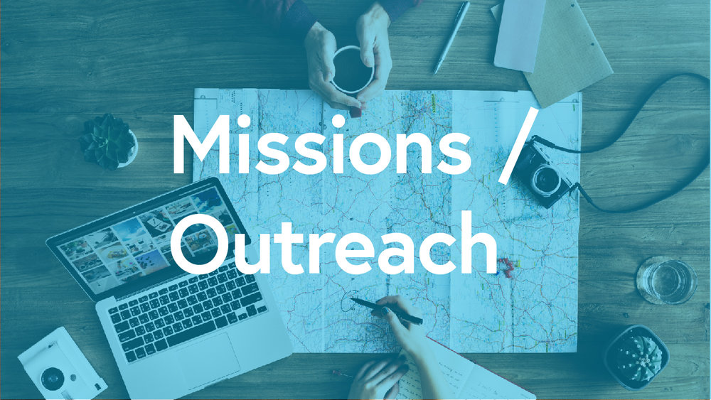 Mission/ Outreach Ministries