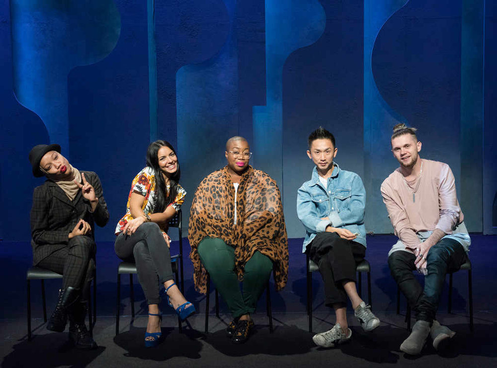 e! news - and the project runway season winner is...