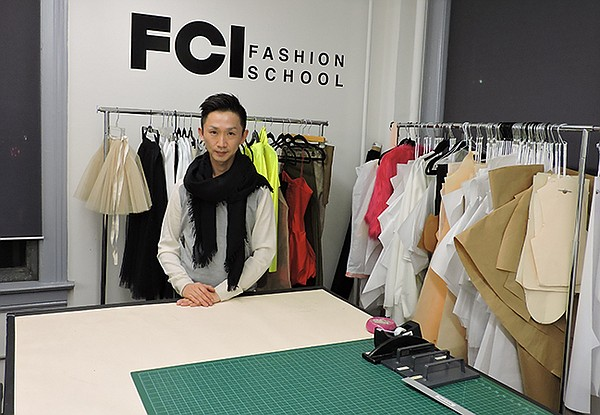 apparel news - 'project runway' winner is la-based fashion instructor at fci