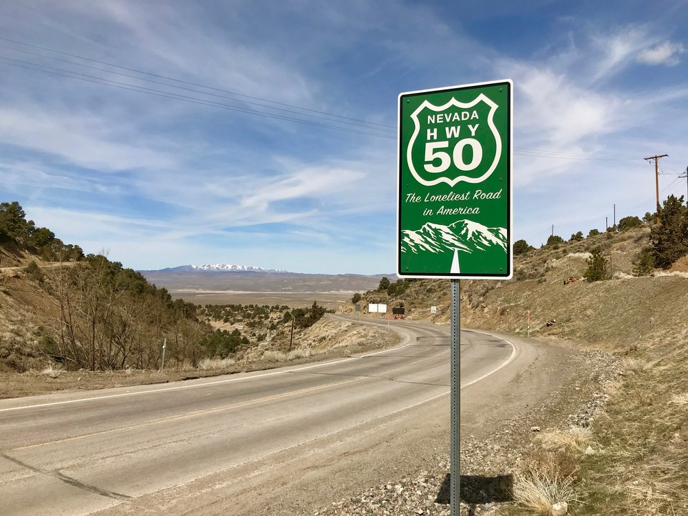 Blog — Atomic Travel Planning Loneliest Road In America on