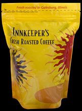 Don't forget your coffee for Easter!!! Innkeeper's will be closed on Easter Sunday. Get a pounc of Innkeepere's Blend today!