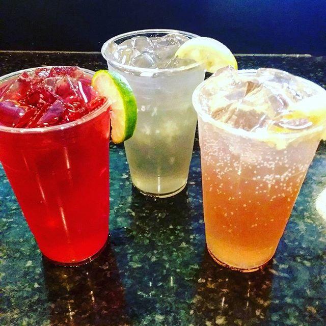 Caribbean Lime Cooler--Lavender Lemonade--Stonefruit Sparkler.jpg