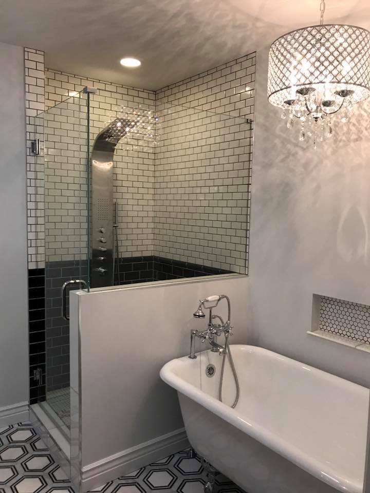 Cincinnati Bathroom Remodel