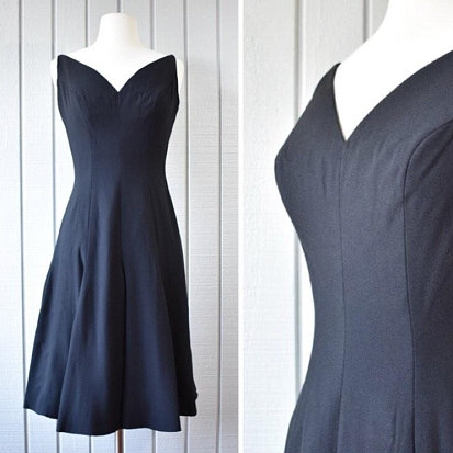 50s Vintage Dress | $175