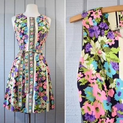 60s Lanz Cotton Sundress | $115