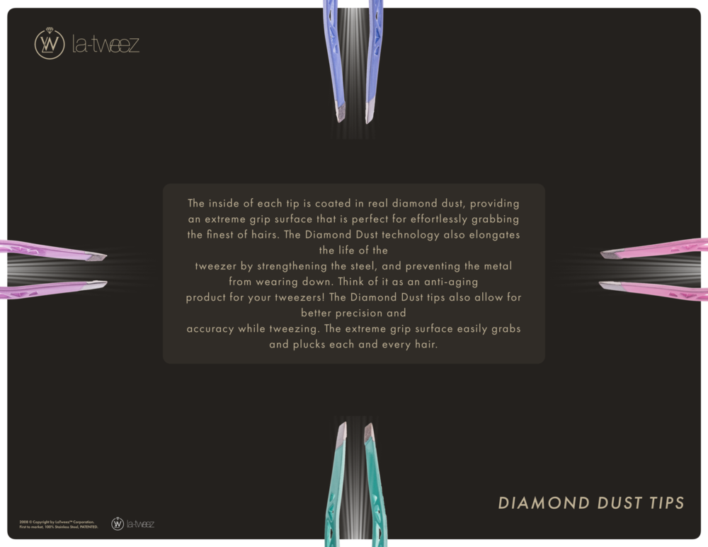 Latweez Diamond Dust Tips