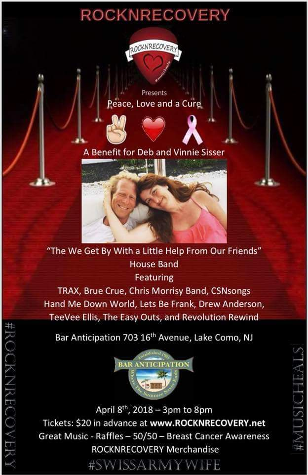please come out for a great cause , 2 of the most amazing people you will ever meet need our help