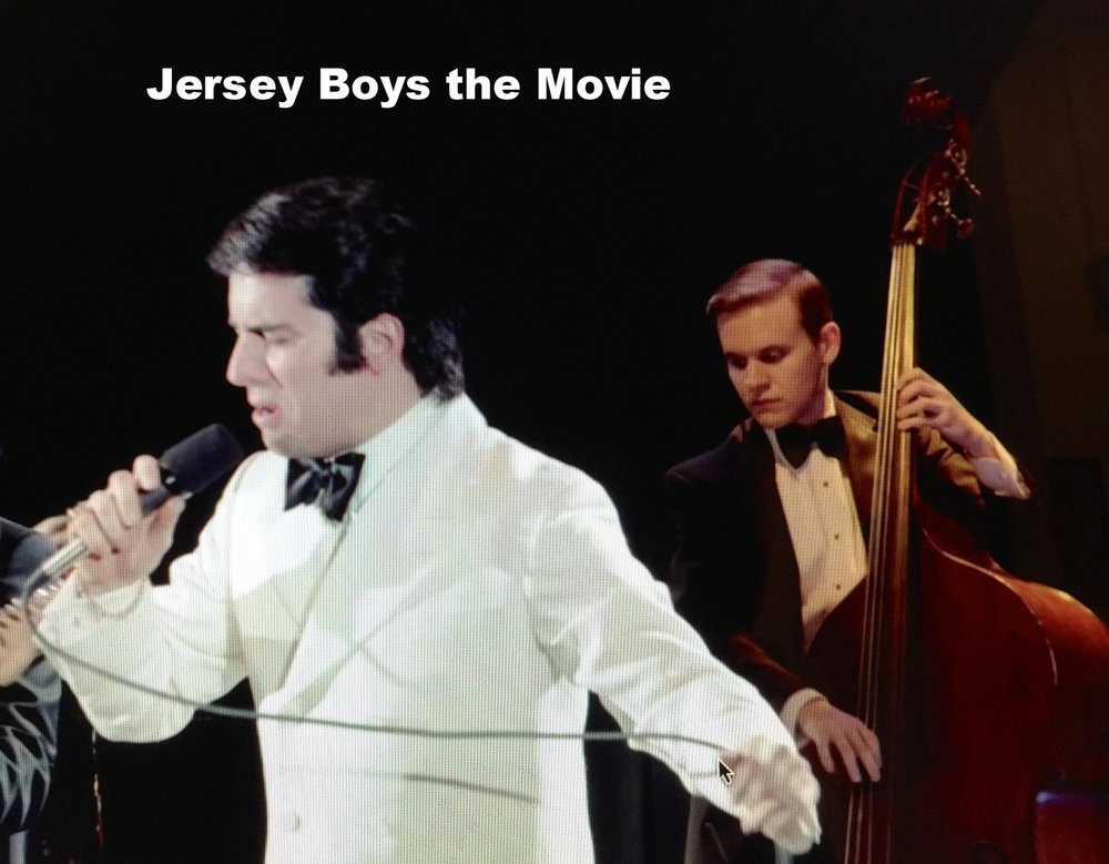 Jersey Boys the Movie
