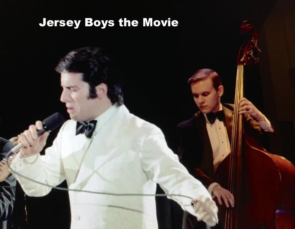 Jersey Boys the Movie