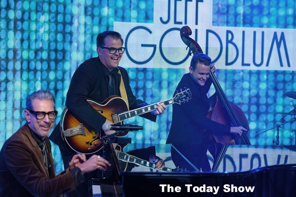 The Today Show Jeff Goldblum & The Mildred Snitzer Orchestra