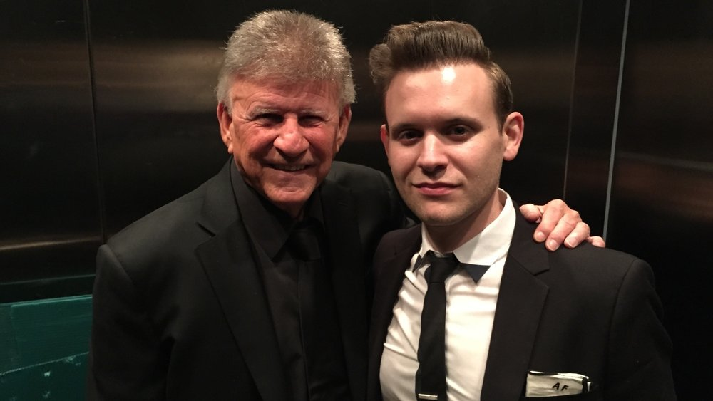 Bobby Rydell with Alex Frank