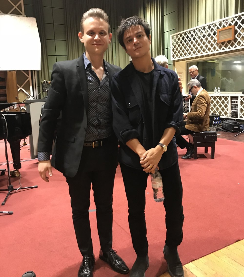 Jamie Cullum with Alex Frank