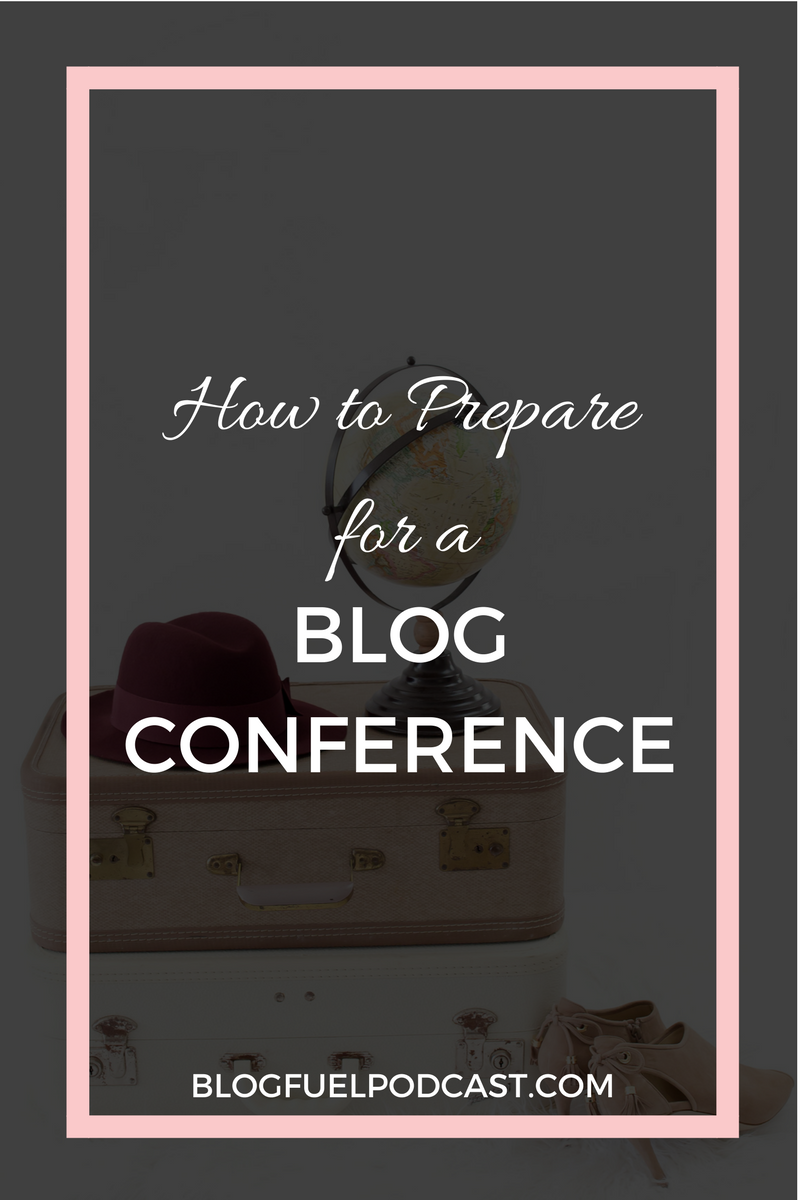 Blog conferences are so much fun, but can also be overwhelming. Erin Shebish & Kirsten Thompson talk about what to know before you go, including what to pack, tips for being polite to your speaker, and how to get the most out of your blog conference experience. It's all in the Blog Fuel podcast Ep. 022!